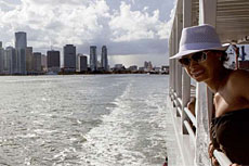 90 minuters sightseeingkryssning i Biscayne Bay